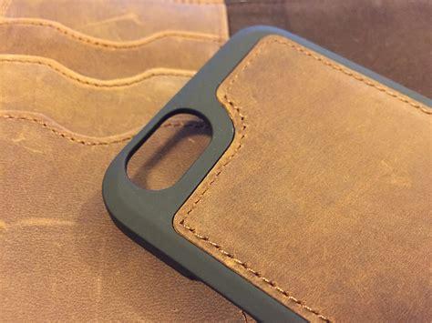 Iphone Artisan dock artisan sport leather wallet combo review