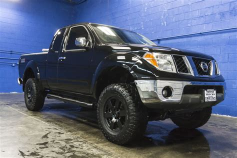 Nissan Frontier Road Parts by V6 4x4 Trucks Autos Post