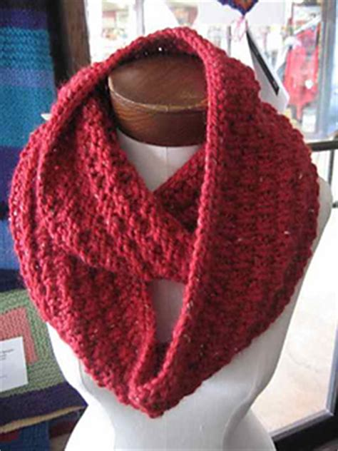 knitting pattern broken rib scarf ravelry broken rib infinity scarf pattern by margaret