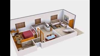 Affordable Small House Plans by 3d Interior Rendering Of House Floor Plans Youtube