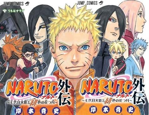 jadwal film boruto tv anime boruto mengungkap jadwal tayang dan staff baru