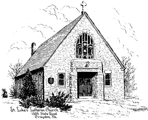 st luke s lutheran church home