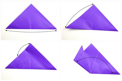 origami witch hat how to make an origami witch hat