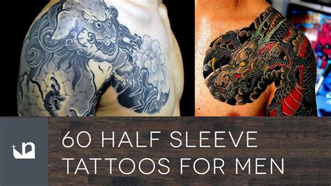 short sleeve tattoos for men 100 sleeve tattoos for guys 60 sleeve