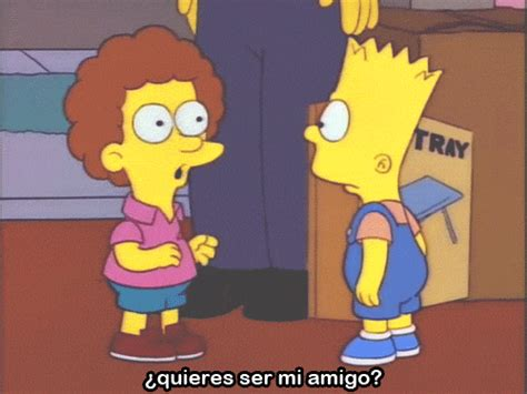 imagenes gif los simpson the simpsons simpsons bart simpson los simpsons simpsons