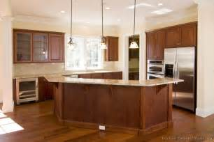 cherry color kitchen cabinets pictures of kitchens traditional medium wood kitchens cherry color