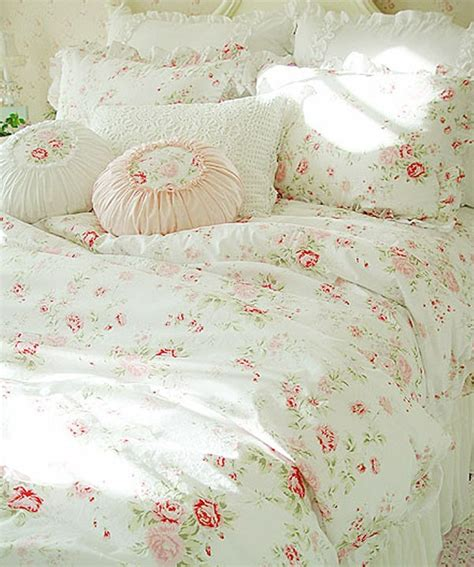 shabby chic duvet set best 25 shabby chic bedding sets ideas on