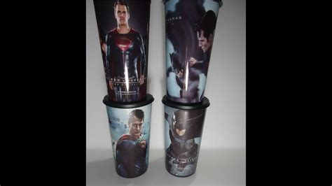 Batman V Superman 7 batman v superman 7 eleven tumblers