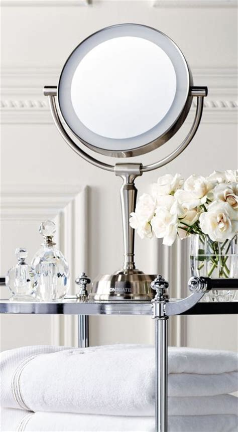 adjustable height vanity cordless led height adjustable rechargeable vanity mirror