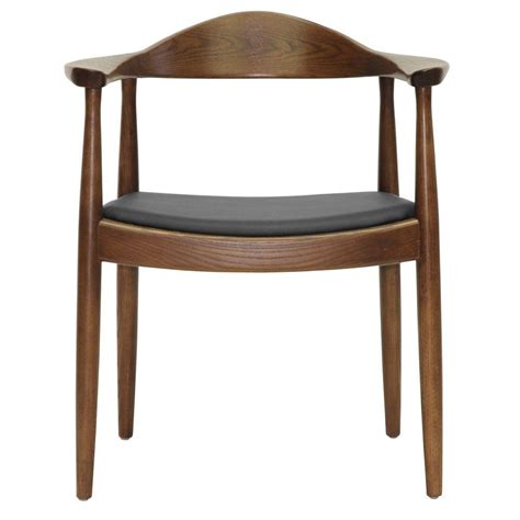 Black Brown Dining Chairs Baxton Studio Embick Brown Wood Dining Chair 28862 3425 Hd The Home Depot