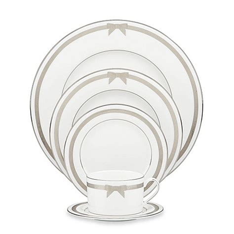 kate spade dinnerware kate spade new york grace avenue dinnerware collection bed bath beyond
