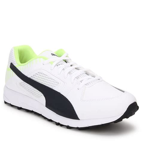 team rubber white cricket sports shoes price in india