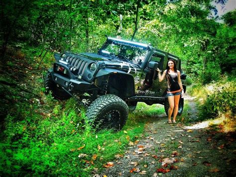 jeep jk girls jeep wrangler unlimited jeep olllllllo pinterest