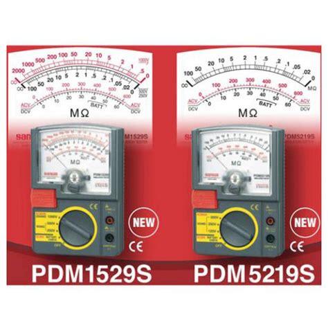 Multimeter Digital Surabaya dealer sanwa surabaya meter digital