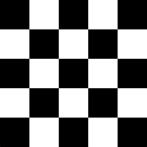 pattern of black and white squares clue checkerboard wikipedia