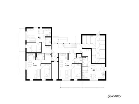 sle floor plan residential houses house design plans residential floor plans with dimensions simple floor plan