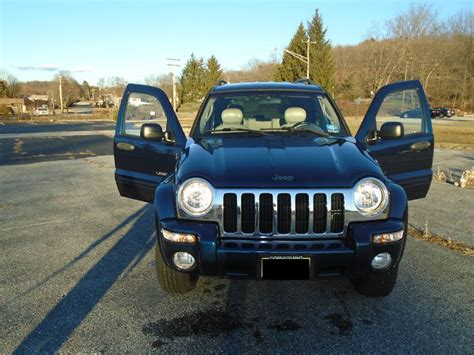 2002 jeep liberty sport for sale used 2002 jeep liberty for sale by owner in hamburg nj 07419
