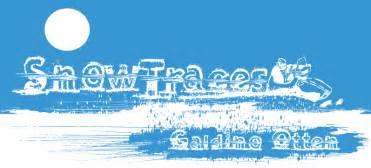 snow traces font dafontcom