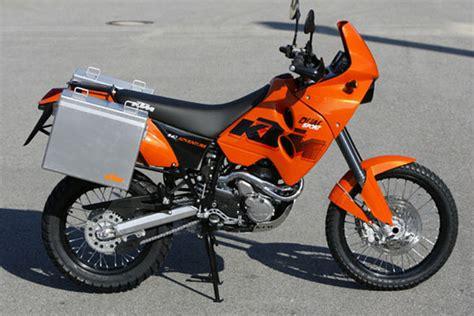 Ktm 650 Adventure 2008 Ktm 640 Adventure Traveller S Edition Motorcycle