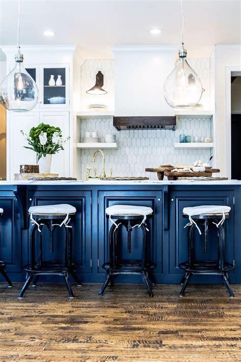 Blue Kitchen Decor Ideas Fascinating Navy Blue Kitchen Decor Also Best Cabinets Ideas Pictures Getflyerz