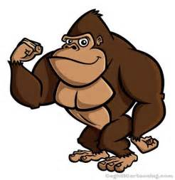 27 best gorilla cartoon images on pinterest animals