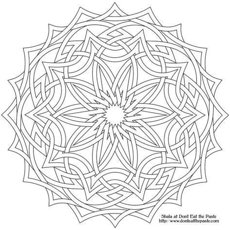 Best 25 Celtic Mandala Ideas On Pinterest Celtic Knot Celtic Mandala Coloring Pages