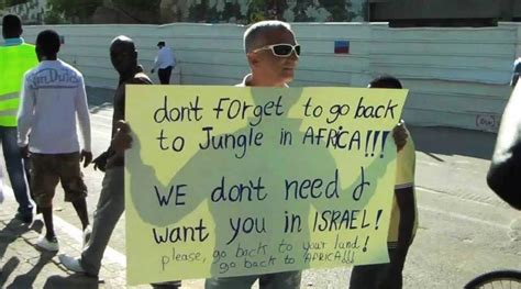 Back In Africa by Israelis To Jews Go Back To Jungle In Africa