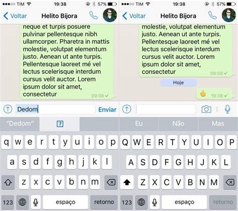 tutorial dedo do meio whatsapp como enviar o dedo do meio no whatsapp para iphone