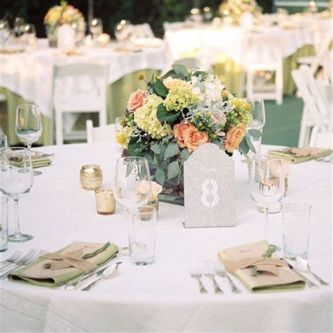 rustic table decor no plates perfect set up for buffet