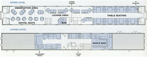 superliner floor plan amtrak superliner car layout