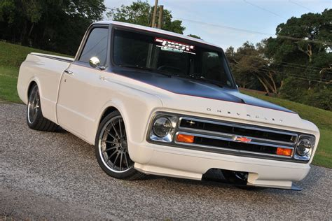 chevrolet 68 truck this gorgeous 68 chevy c10 truck by tom argue design is