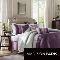 madison park vivian polyester solid tufted 7 piece comforter set madison park vivian polyester solid tufted 7 piece