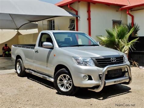 Toyota Vvti Used Toyota Hilux Vvti S 2014 Hilux Vvti S For Sale