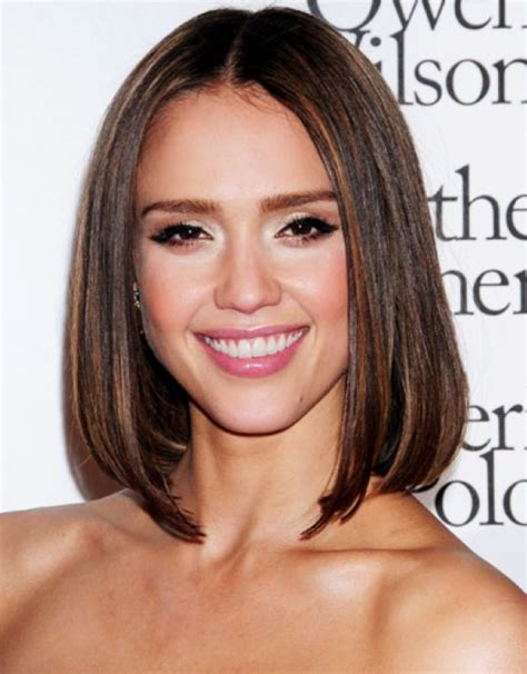 bob haircut jessica alba jessica alba haircut bob hollywood official