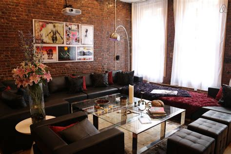 livingroom soho 8 swanky airbnb penthouses you can rent for the in