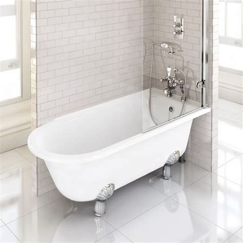 traditional shower bath burlington hton traditional shower bath uk bathrooms