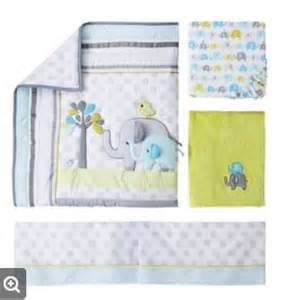 Baby Boy Bedding Sets Elephant Elephant Crib Bed Sheet Set From Target Baby Boy Nursery