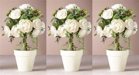 50 wedding rose topiary decorations centerpieces favors ebay