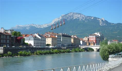 grenoble route napol 233 on anern