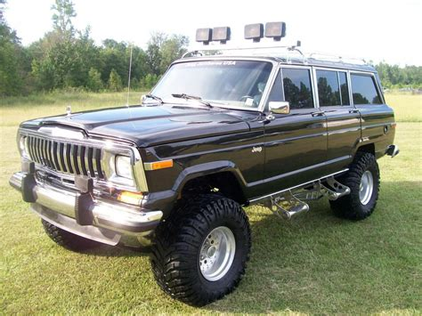 Jeep Wagonner 1990 Jeep Grand Wagoneer Information And Photos
