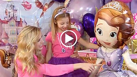 Decorating Your First Home by Sofia The First Party Ideas Party City