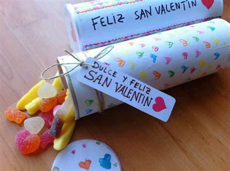regalos caseros para dia del amor y la amistad 14 de un regalo casero para san valent 237 n manualidades