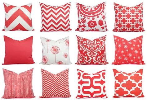 throw pillow covers etsy coral pillow cover coral throw pillow decorative pillows