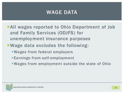this grand experiment when entered the federal workforce workforce outcomes of wia funded on the in ohio