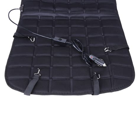 warm car seat cover warm car seat covers cold days heated cushion seat cover