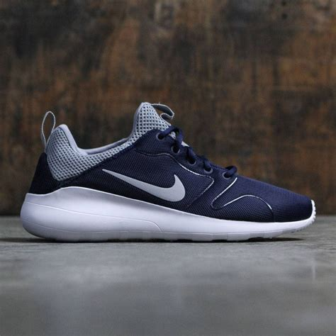 Nike Kaishi 2 0 nike kaishi 2 0 navy midnight navy wolf grey white