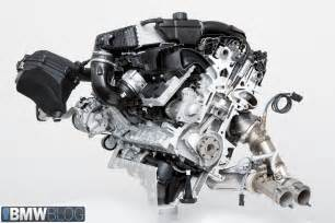 Bmw Engines Meet The New S55 Engine