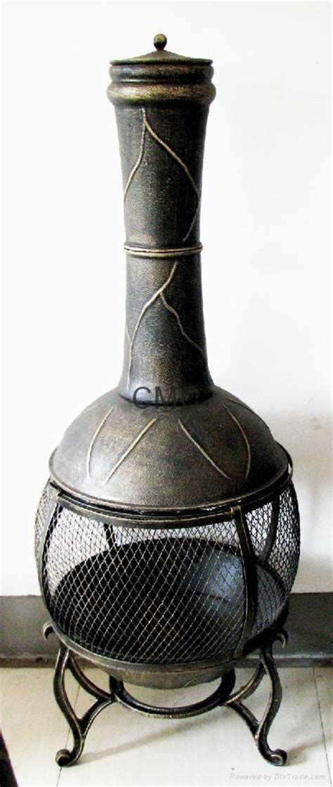 Cheap Chiminea Cmc Cast Iron Chiminea Fsl001 Fsl004 China Manufacturer