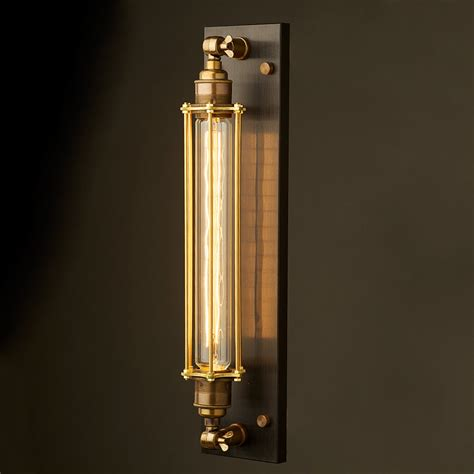 ok lighting home decor 28 images youoklight e27 7w brass long bulb cage wall mount l e27