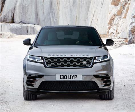 land rover velar 2018 2018 range rover velar gets official 95 octane